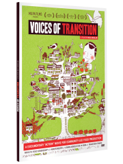 Voices of Transition documentary film DVD - International Version